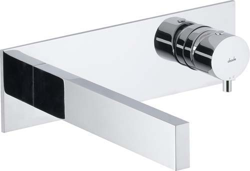 click on Wall Mounted Basin Mixer image to enlarge
