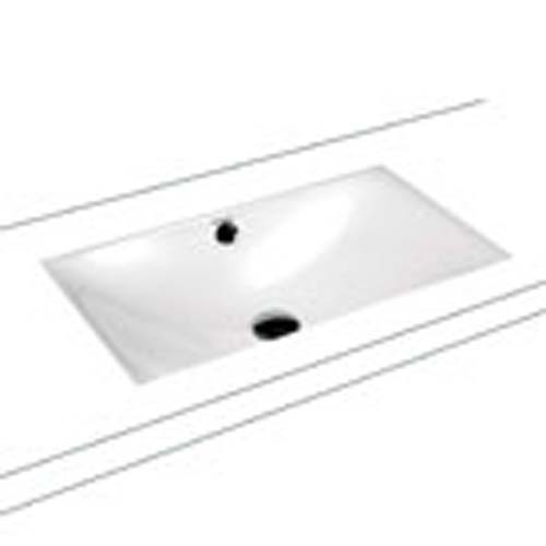 click on Silenio Undercounter Basin image to enlarge