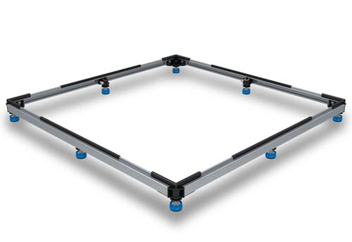 click on FR 5300 Shower Tray Foot Frame image to enlarge