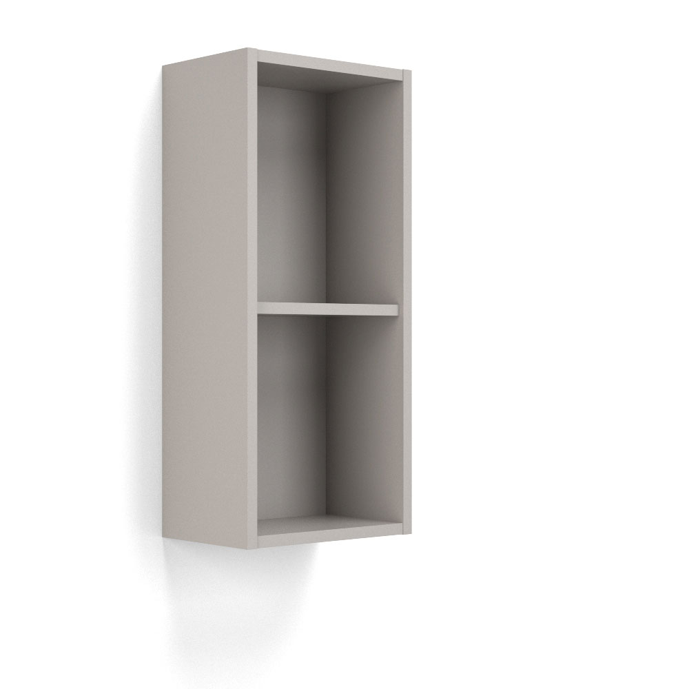 click on Open Shelf Wall Unit image to enlarge