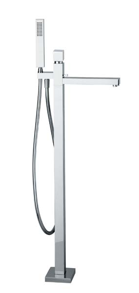 click on Freestanding Bath Shower Mixer image to enlarge