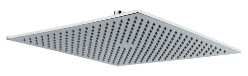 click on Square Showerhead - 400mm image to enlarge