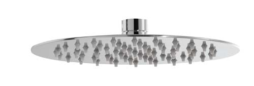 click on Circular Showerhead - 200mm image to enlarge