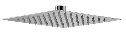 click on Square Showerhead - 200mm image to enlarge