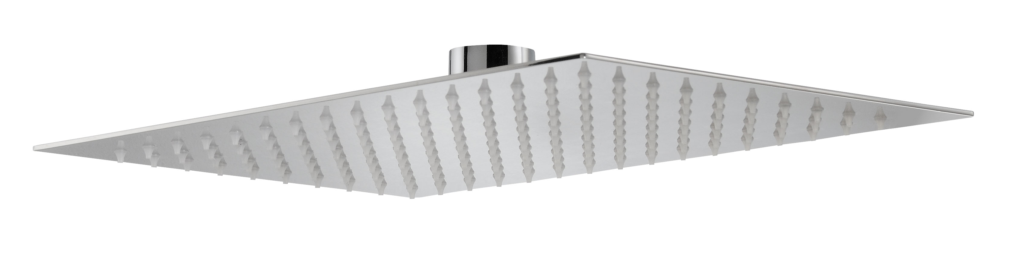 click on Rectangular Showerhead - 340mm x 220mm image to enlarge