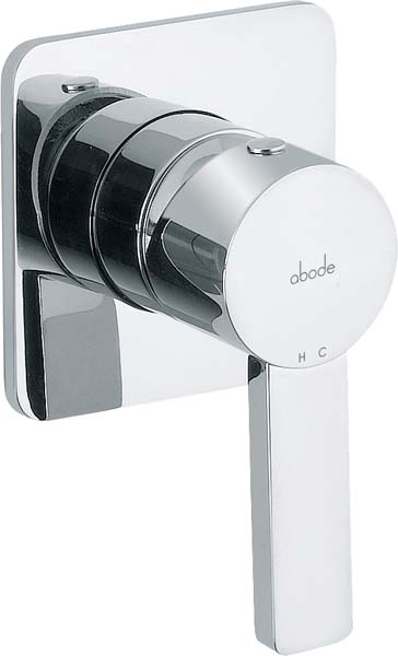 click on Wall Mounted Bath Mixer Control image to enlarge
