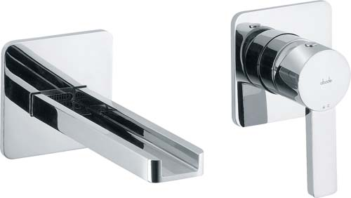 click on Wall Mounted 2 Hole Bath Filler image to enlarge