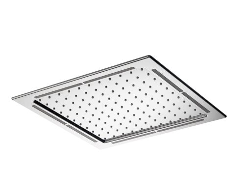 click on 365mm Square Flush Fit LED Metal Head image to enlarge