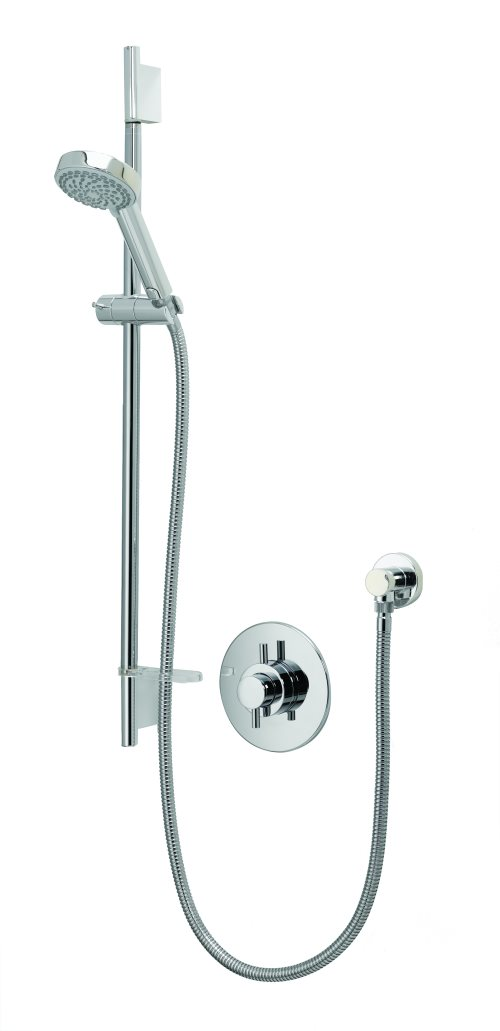 click on Aspire DL Concealed Valve with Slide Rail Kit image to enlarge