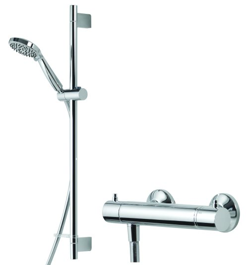 click on Bath Shower Mixer Wall Mount Fixing Kit image to enlarge