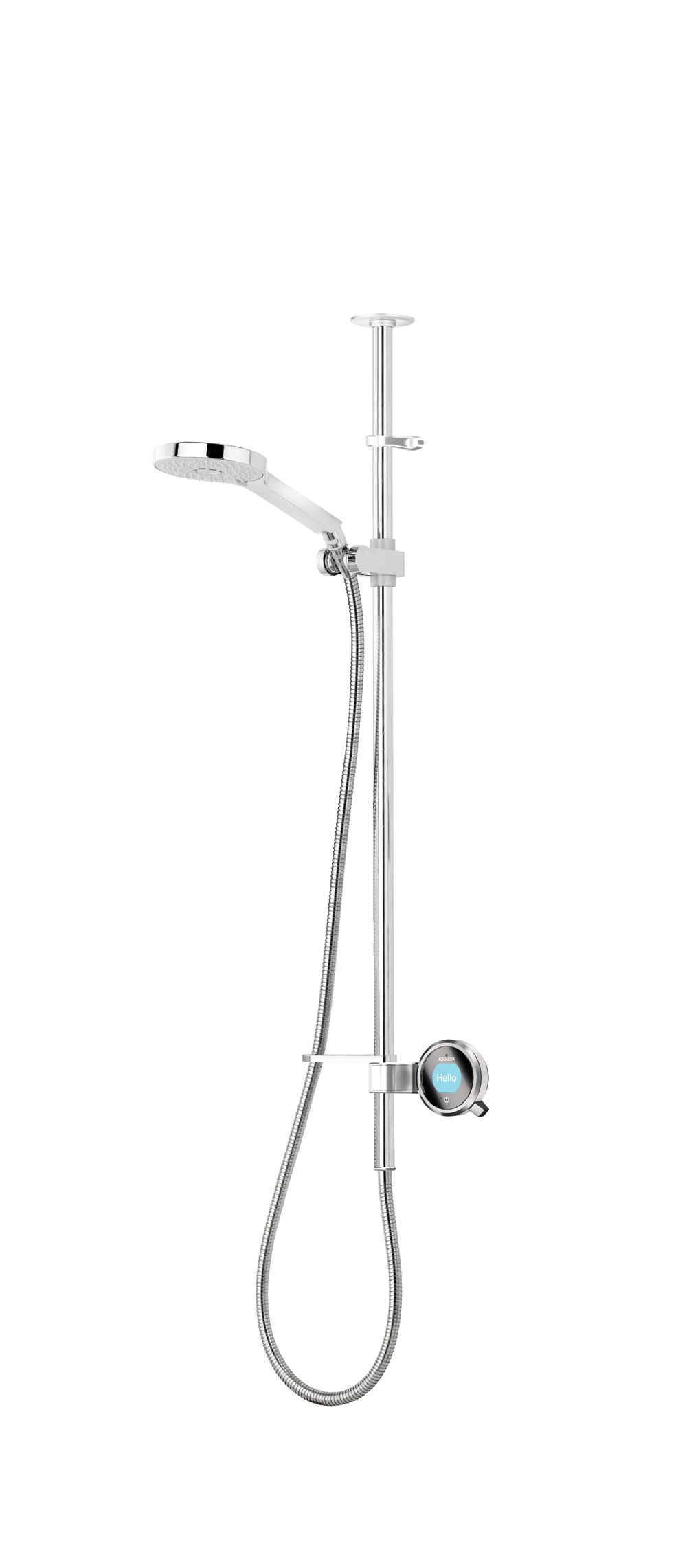 click on Exposed Shower with Slide Rail Kit image to enlarge