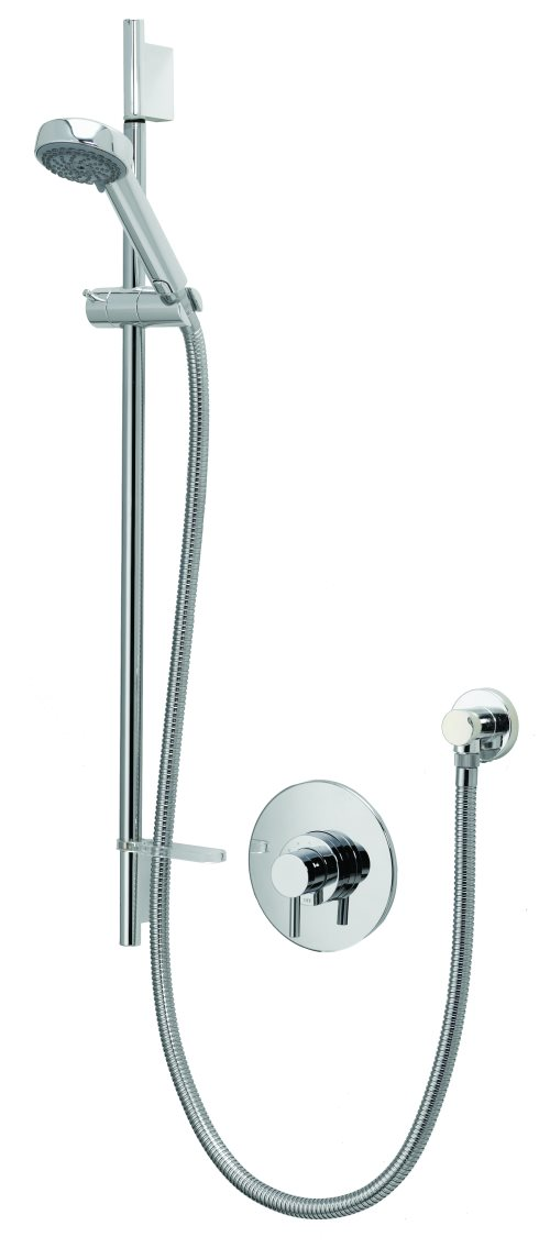 click on Siren SL Concealed Valve with Slide Rail Kit image to enlarge