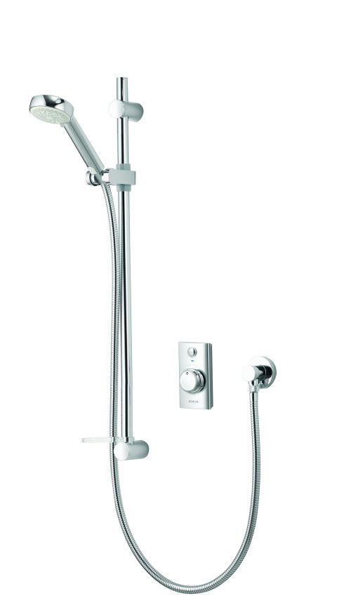click on Concealed Shower with Slide Rail Kit image to enlarge