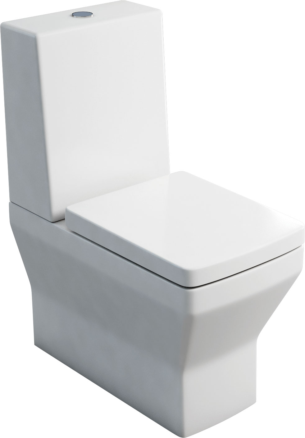 click on Close Coupled WC - One Piece Cistern image to enlarge