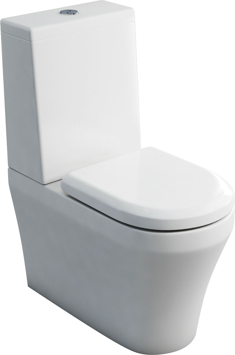 click on Close Coupled WC - Standard Cistern Lid image to enlarge