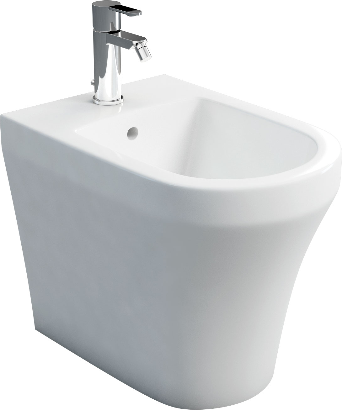 click on Back to Wall Bidet image to enlarge