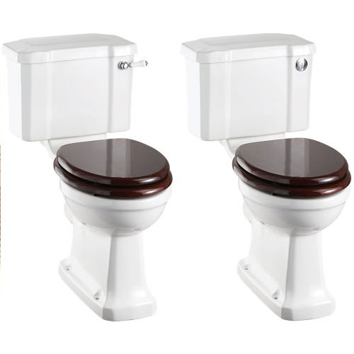 click on Slimline Close Coupled WC Suite image to enlarge