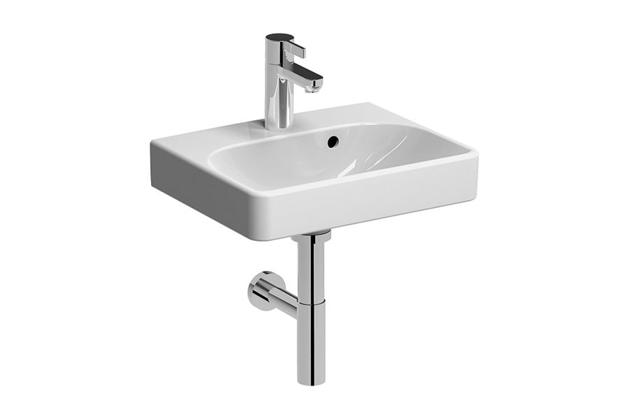 click on Square Hand Basin image to enlarge