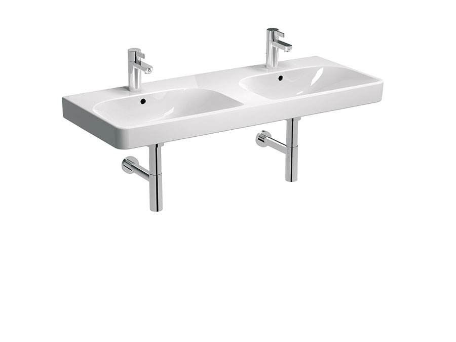 click on Square Double Basin image to enlarge