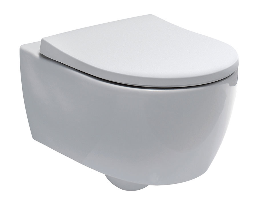 click on Rimless Compact Wall Hung WC image to enlarge