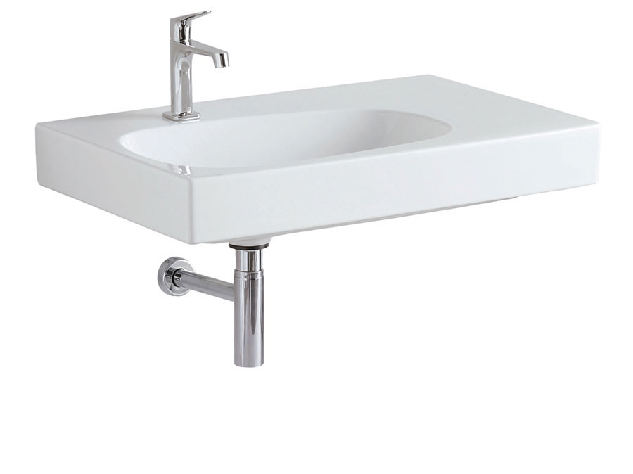 click on Basin with Shelf image to enlarge