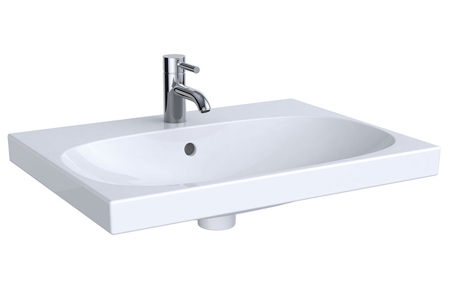 click on Basin with integrated Overflow image to enlarge
