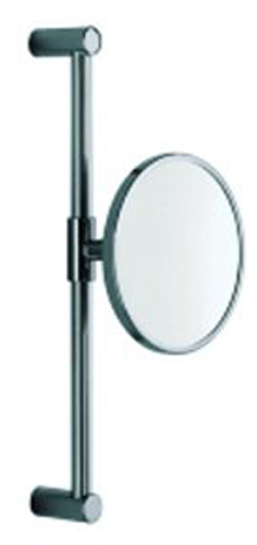 click on Magnifying Mirror - Wall bar mounting image to enlarge