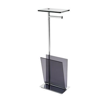 click on Stand with Paper Holder and Magazine Holder image to enlarge