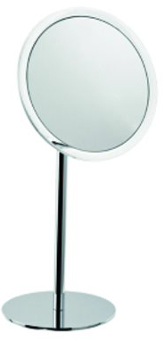 click on Magnifying Mirror - Round Freestanding image to enlarge