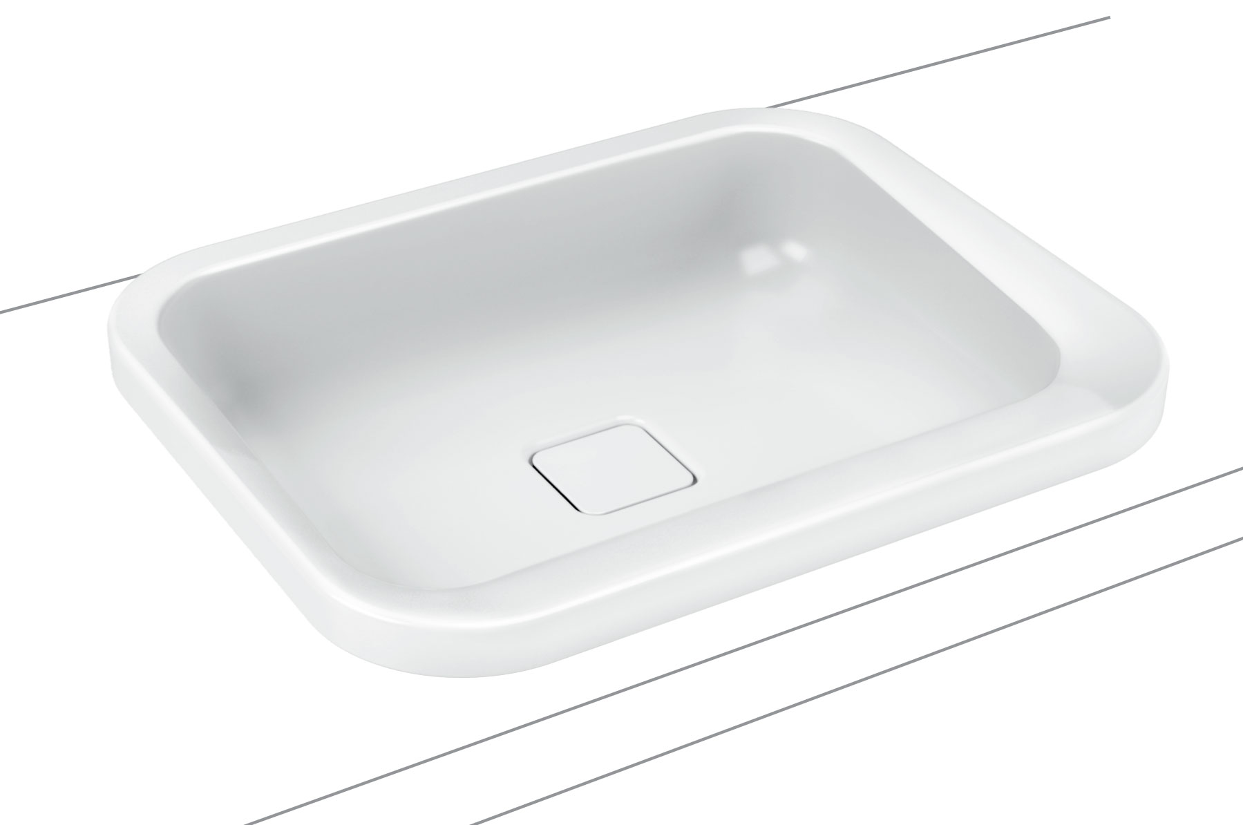 click on Emerso Built-in Basin image to enlarge