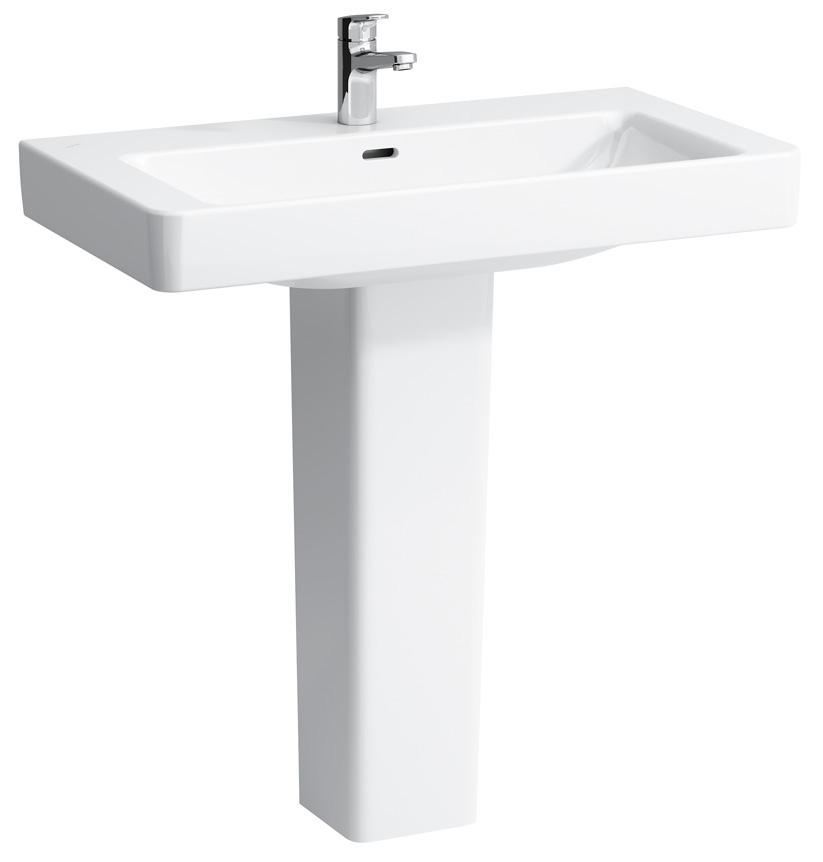 click on Large Basin and Pedestal image to enlarge