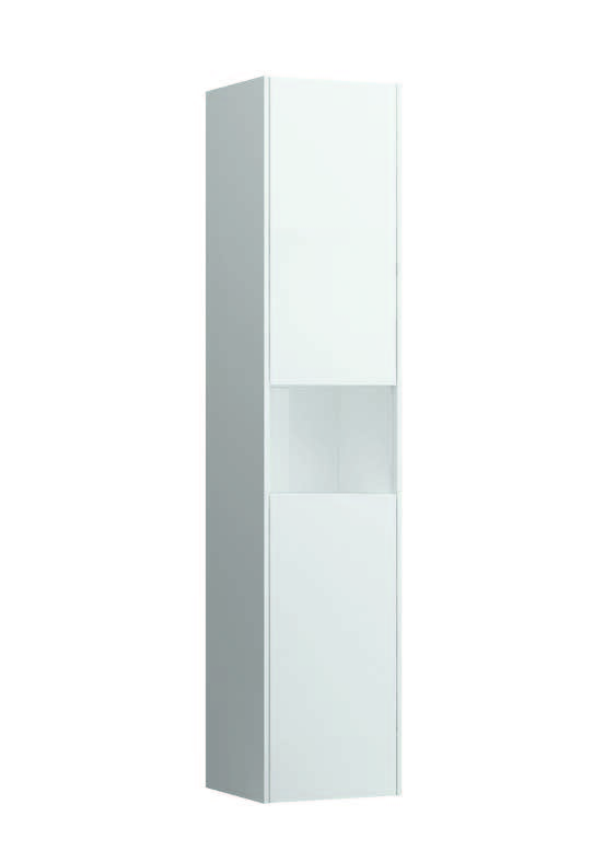 click on Tall Cabinet with 2 doors & open space image to enlarge