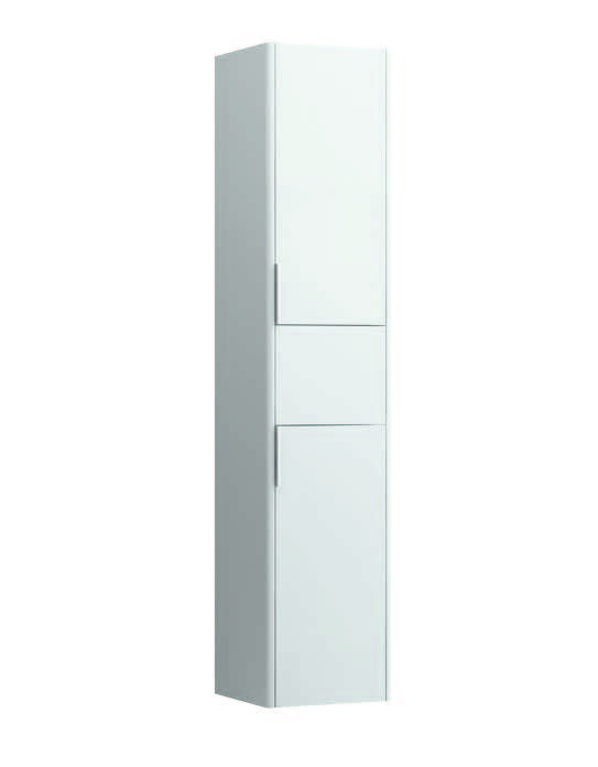 click on Tall Cabinet with 2 doors & drawer image to enlarge