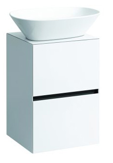 click on Vanity Unit with 2 Drawers for Sit on Basin image to enlarge