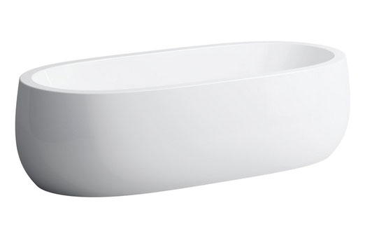 click on Alessi One Freestanding Solid Surface image to enlarge