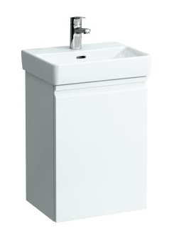 click on Compact Vanity Unit with Door image to enlarge