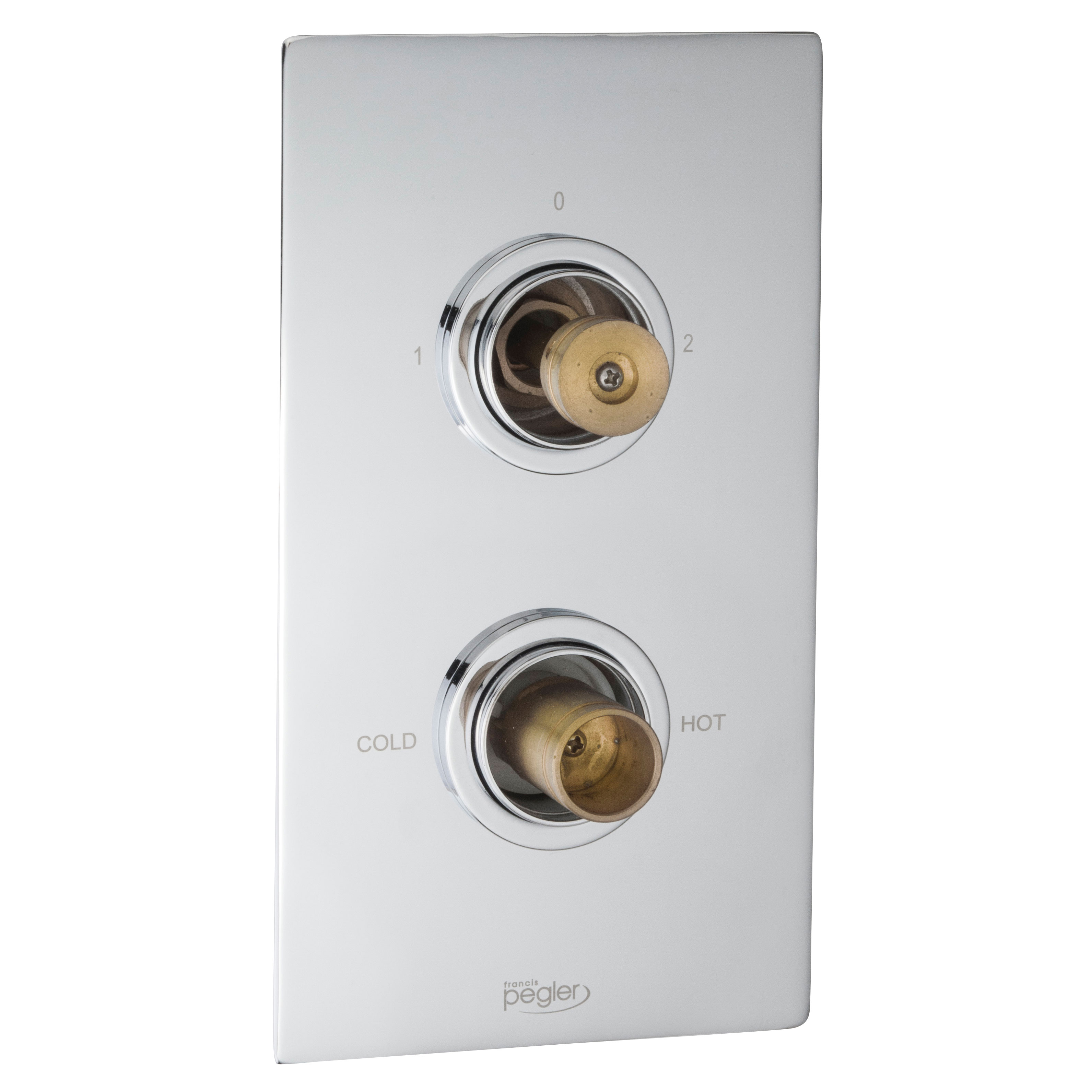 click on Purus Concealed Twin Outlet image to enlarge