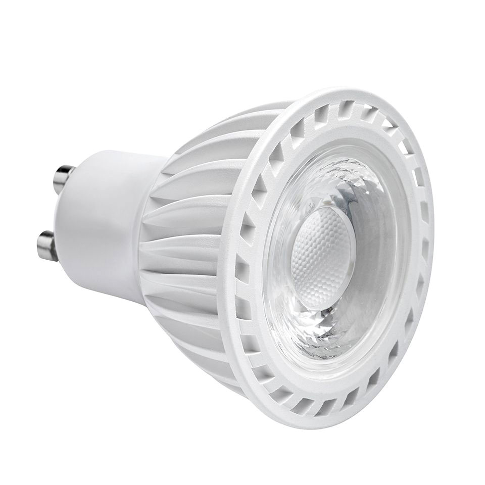 click on GU10 5W Dimmable COB LED Lamp image to enlarge