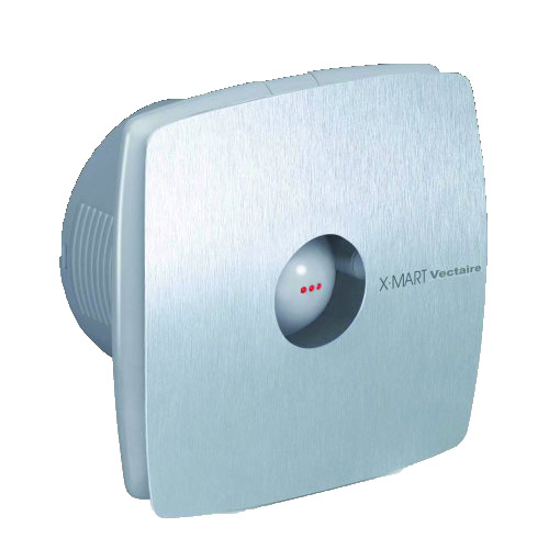 click on X-MART Advanced Deluxe Axial Fan  <z8.5>with overrun timer and humidity control (IPX4) image to enlarge