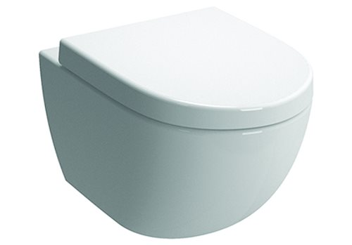 click on Sento Compact Wall Hung WC image to enlarge