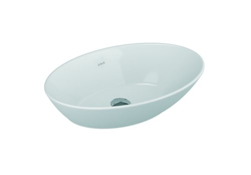 click on Geo Ellipse Countertop Basin image to enlarge