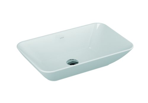 click on Geo Rectangular Countertop Basin image to enlarge