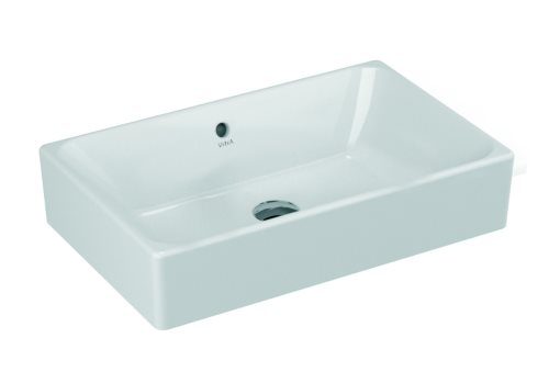 click on Nuo Rectangular Countertop Basin image to enlarge