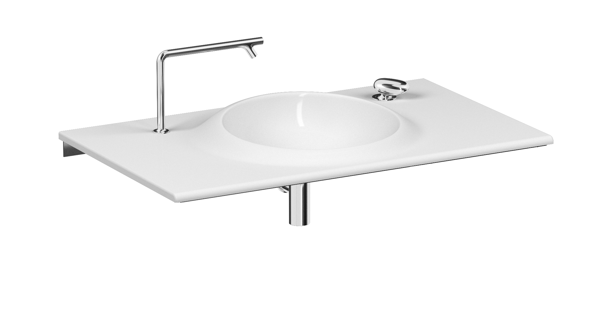 click on 100cm Vanity Basin image to enlarge
