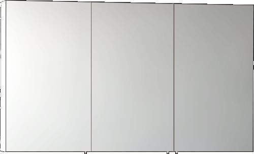 click on Classic Three Door Mirror Cabinet image to enlarge