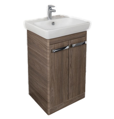 click on 60cm Floorstanding Basin Unit image to enlarge