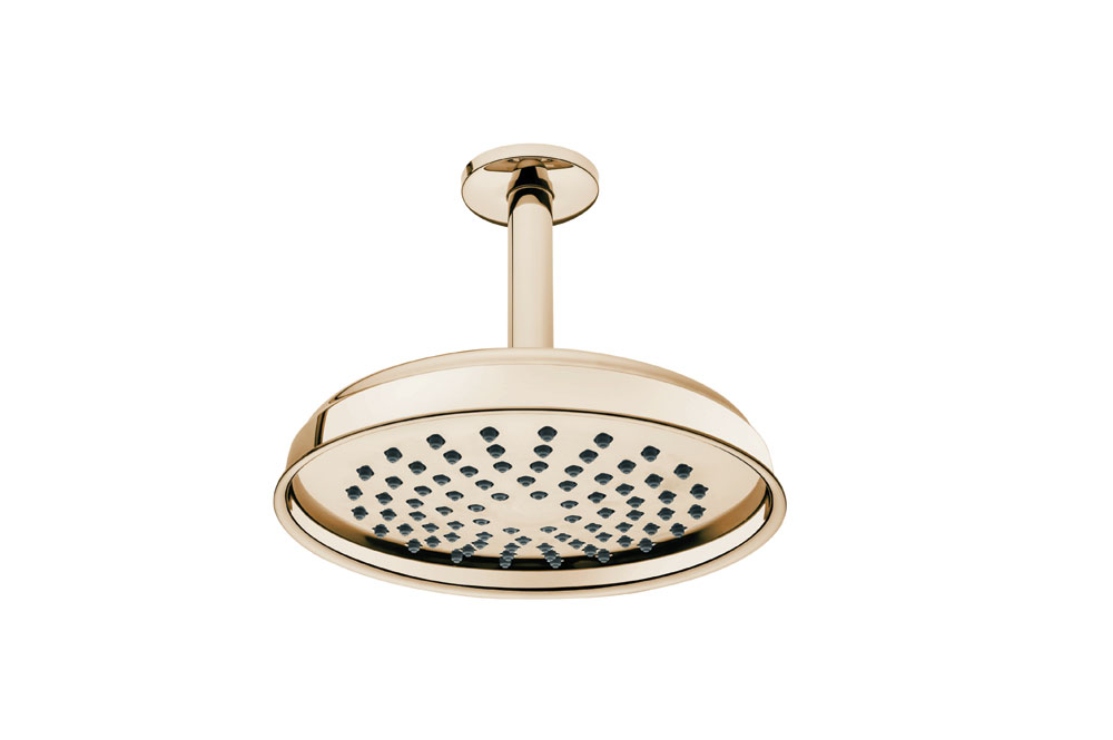 click on Ceiling Mounted Fixed Shower Head image to enlarge