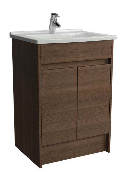 click on 60cm Floor Standing Vanity Unit and Basin image to enlarge