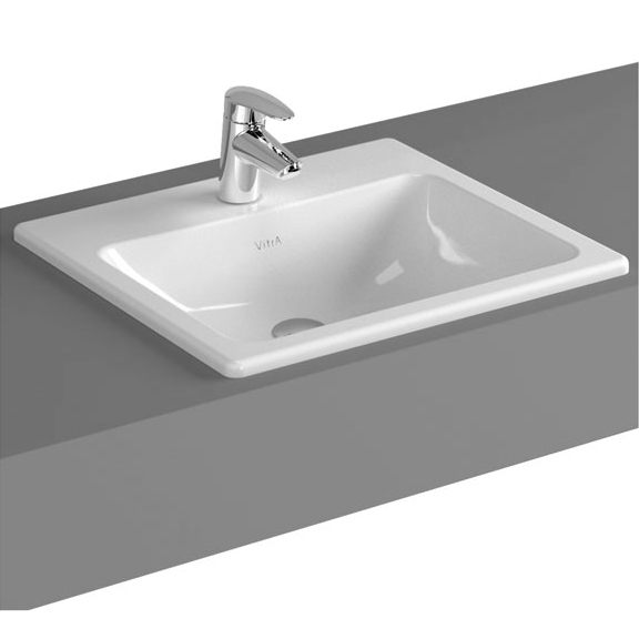 click on S20 Square Countertop Basin image to enlarge