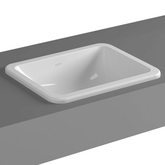 click on S20 Countertop Basin Square image to enlarge